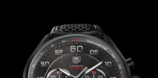 "TAG Heuer: Carrera Calibre 36 Chronograph Flyback ""Racing"""