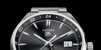 TAG Heuer: Carrera Calibre 7 Twin-Time