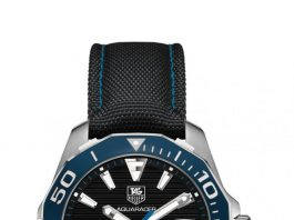 TAG Heuer: Aquaracer Calibre 5