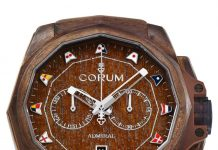 Corum: Admiral AC-One 45 Chronograph Bronze