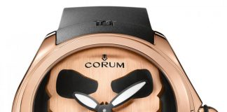 Corum: Bubble 47 Flying Tourbillon