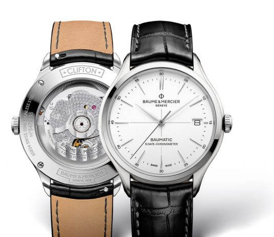 Baume & Mercier: Clifton-Baumatic COSC