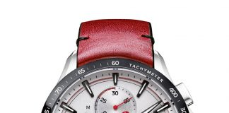 Baume & Mercier: Clifton Club Indian Burt Munro Limited Edition