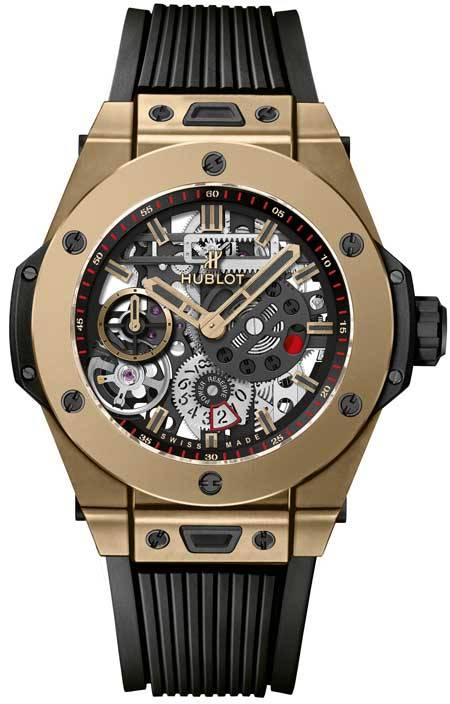 Hublot Big-Bang-Meca-10-Magic-Gold