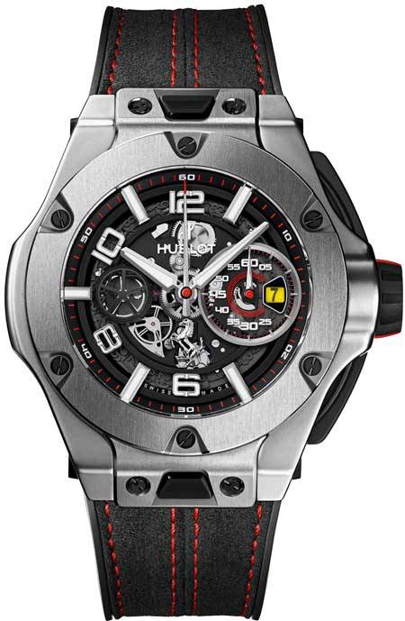 hublot big-bang-ferrari-titanium