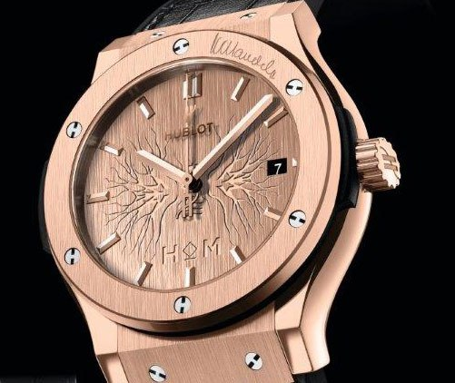 Hublot Classic Fusion House of Mandela
