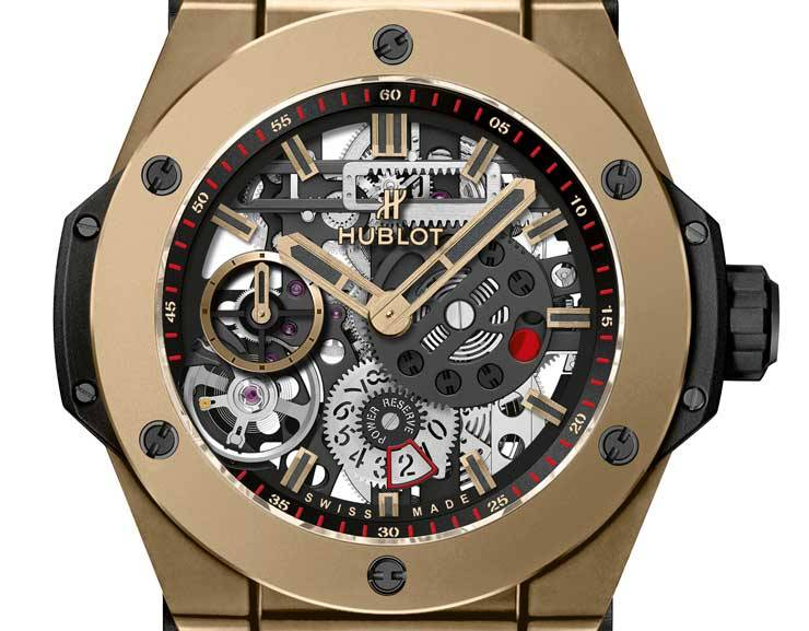 Hublot Big Bang Meca-10 Magic Gold: The Art of Fusion continues
